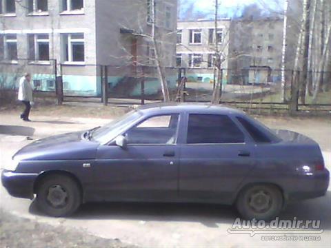 купить ваз 2110 лада 2110 2001 г.в. в вологде по цене 65000 руб. autodmir.ru автомобили и цены